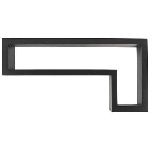 L-Shaped Wall Ledge