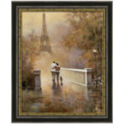 Walk in the Park Framed Wall Art