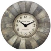 Luster Tabletop Clock