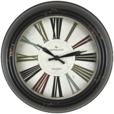 jcpenney.com | FirsTime® Relic Wall Clock