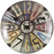 Axel Dome Wall Clock