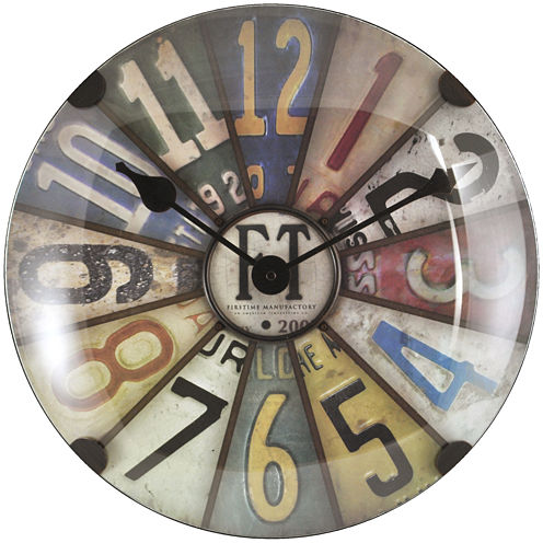 FirsTime® Axel Dome Wall Clock