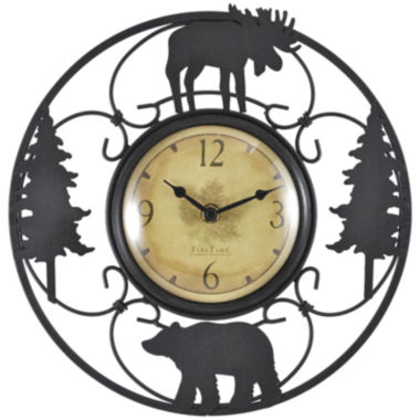 jcpenney.com | Wildlife Wire Wall Clock