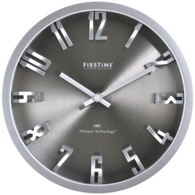 jcpenney.com | FirsTime® Steel Dimension Wall Clock