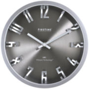 Steel Dimension Wall Clock