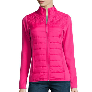 jcpenney.com | Made for Life™ Quilted Jacket