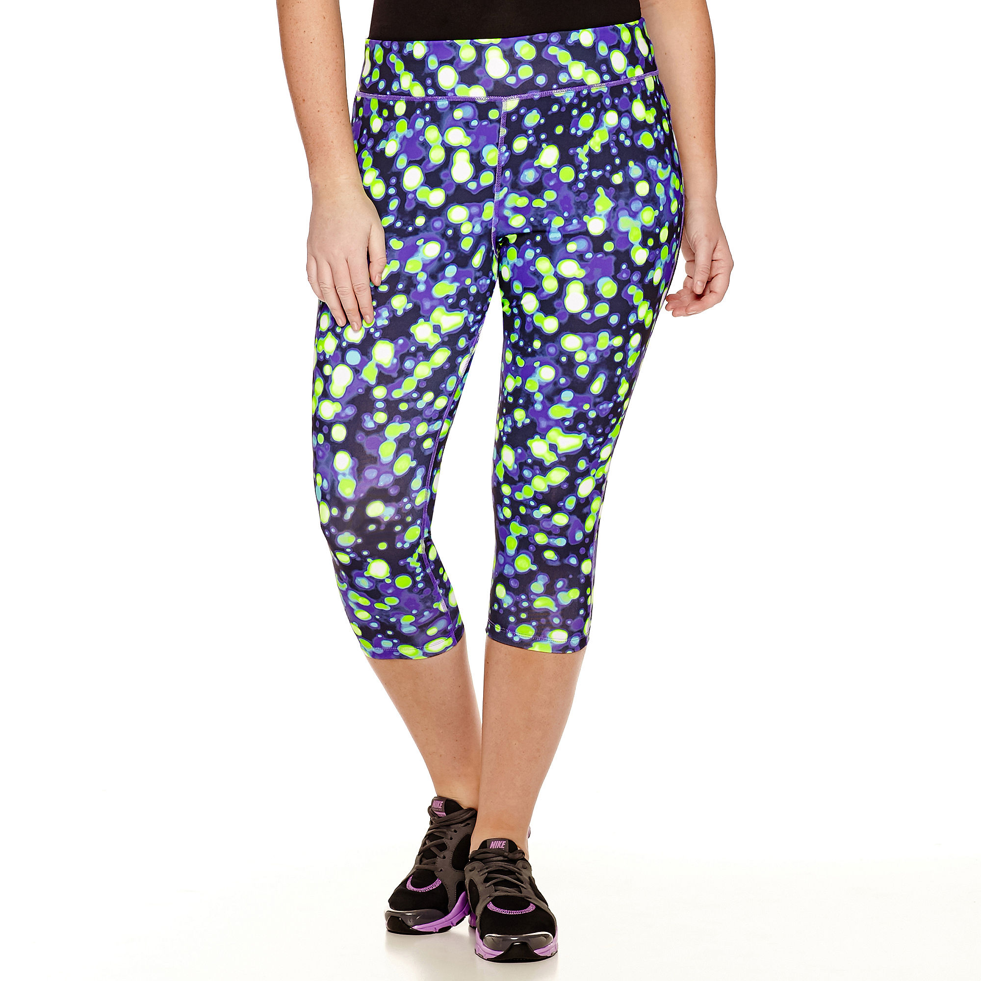 Xersion™ Print Capris - Plus