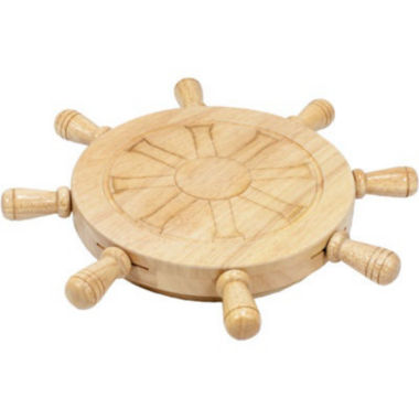 jcpenney.com | Picnic Time Mariner Shipwheel Cutting Board with Tools