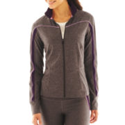 Xersion™ Piped Inset Full-Zip Jacket - Tall