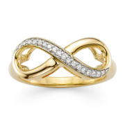Infinite Promise 1/10 CT. T.W. Diamond Ring