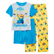 Despicable Me 3-pc. Pajama Set – Boys 4-10