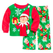 The Elf on the Shelf 2-pc. Pajama Set – Boys 2t-4t