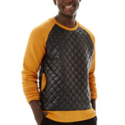 Switch® Quilted Fleece Sweatshirt
