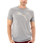 Puma® Cat Performance Tee