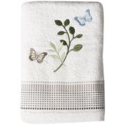 Fluttering Bath Towel