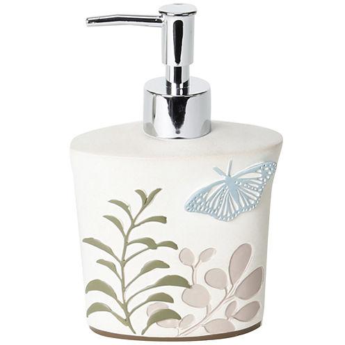 Fluttering Soap Dispenser