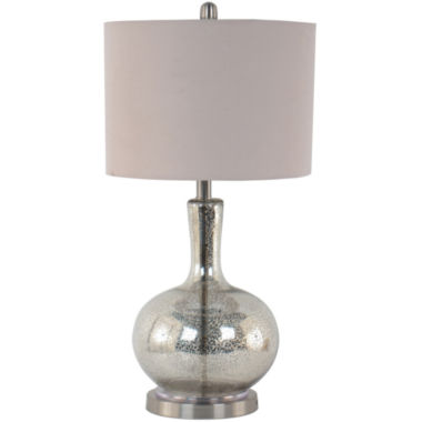 jcpenney.com | JCPenney Home™ Mercury Glass Table Lamp