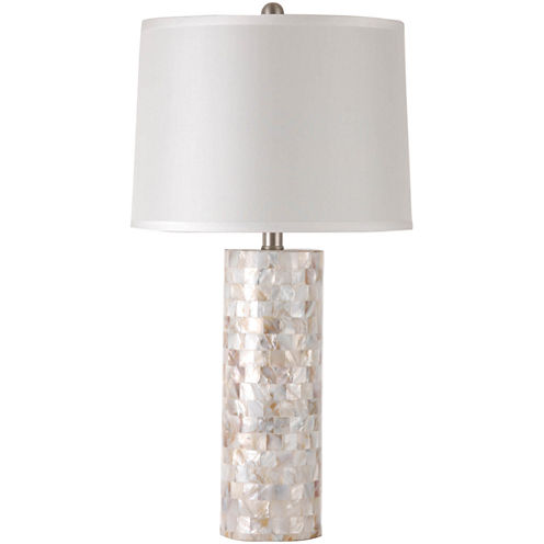 Jcpenney Home Mother Of Pearl Table Lamp
