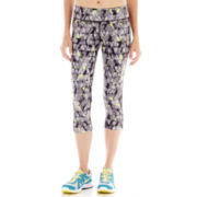 Xersion™ Allover Print Capris