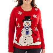 Carolyn Taylor Christmas Sweater - Plus