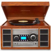 Crosley Memory Master II CD Recorder Turntable