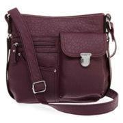 Rosetti® Triple Play Mini Rudy Crossbody Bag