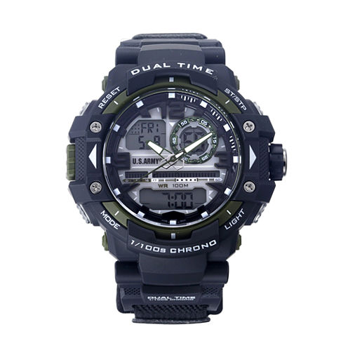 Wrist Armor Mens Strap Watch-37200027