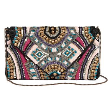 jcpenney.com | Mixit Beaded Clutch