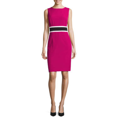 jcpenney.com | Black Label by Evan-Picone Sheath Dress