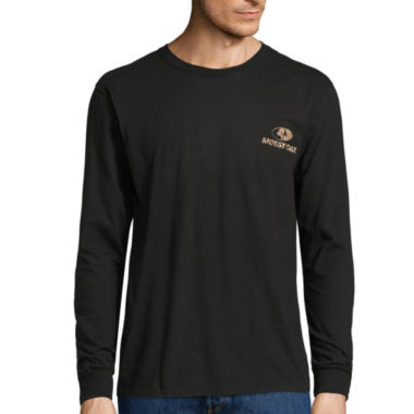 jcpenney.com | Mossy Oak Long Sleeve Crew Neck T-Shirt