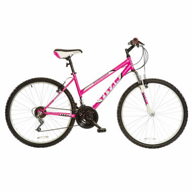 "jcpenney.com | Titan 26"" Womens Front Suspension Mountain Bike"