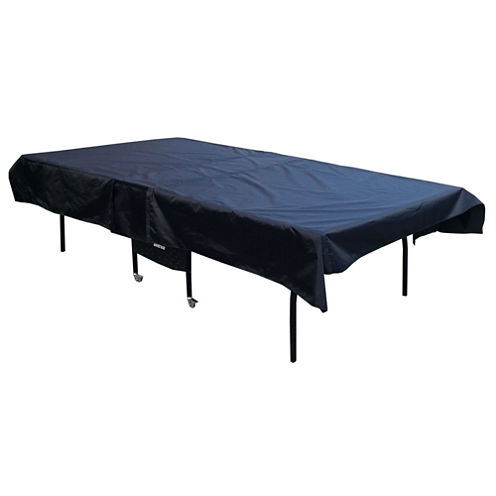 Hathaway Black Polyester Cover Table Tennis Table