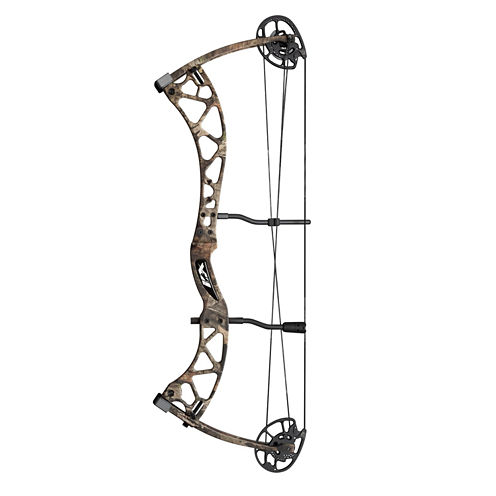 Martin Carbon Mist Compound Bow Rt Hand Package-40lb-Camo