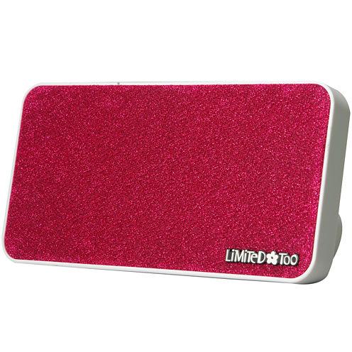 Limited Too Glitter Speaker