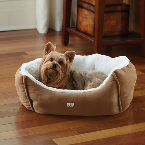 Animal Planet™ Microsuede Pet Bed