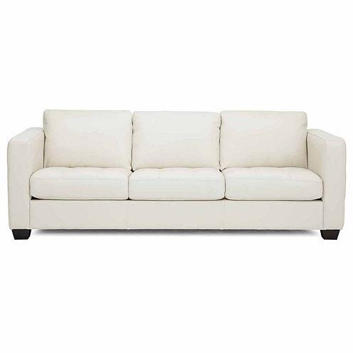Bryce Metro Leather Sofa