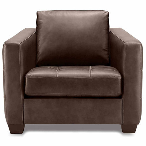 Bryce Metro Leather Chair
