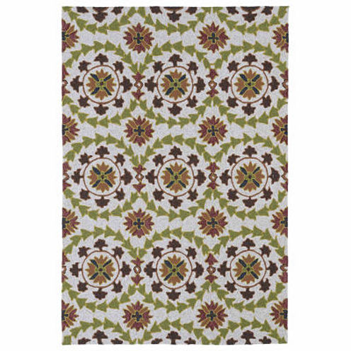 Kaleen Home And Porch Moroccan Hand Tufted Rectangular Rugs