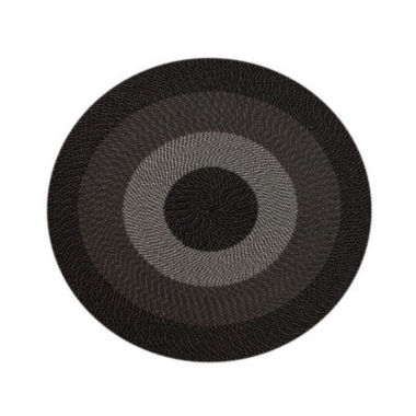 jcpenney.com | Better Trends Country Stripe Braided Round Reversible Rug - 6'