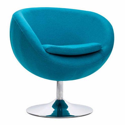 Zuo Modern Lund Barrel Chair