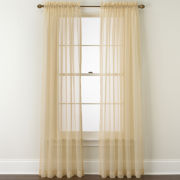 Croscill Classics® Denise Rod-Pocket Sheer Panel