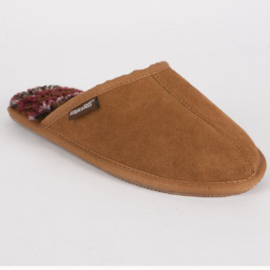 jcpenney.com | MUK LUKS® Dave Printed Berber Suede Slippers