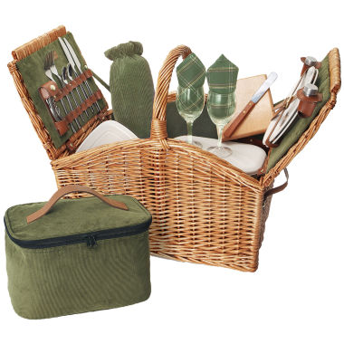 jcpenney.com | Picnic Time® Somerset Picnic Basket for Two