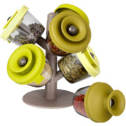Vacu Vin™ PopSome Set of 6 Herbs & Spices Dispensers