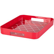 Zak Designs® Gallery Non-Skid Serving Tray