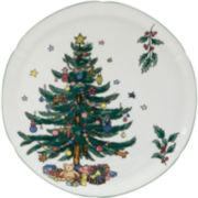 "Nikko® 11.5"" Christmas Hostess Plate"