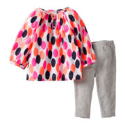 Carter's® Tunic and Leggings - Girls newborn-24m