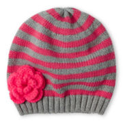 Joe Fresh™ Striped Hat - Girls