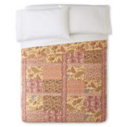 jcp home™ Ceylon Tea Quilt