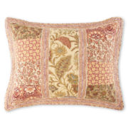 jcp home™ Ceylon Tea Pillow Sham